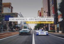 Car Maniacs roam the streets of Japan with Le Mans prototypes