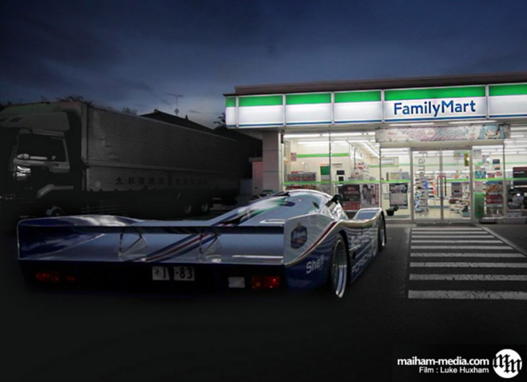 Motorhead captures a Porsche 962 win Le Mans and get groceries, too