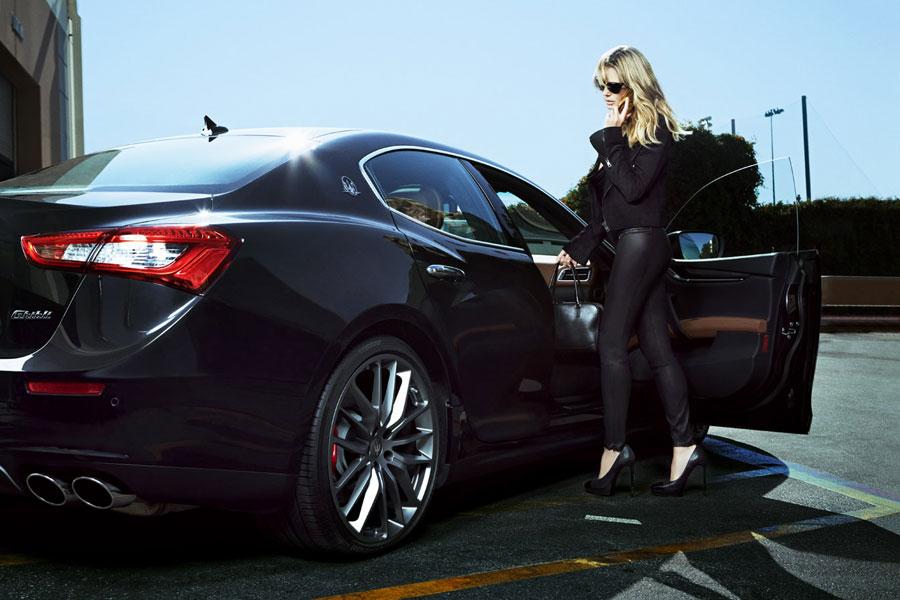 Maserati Heidi Klum