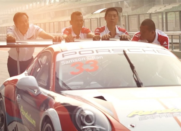 The unsung heroes of the Porsche Carrera Cup Asia