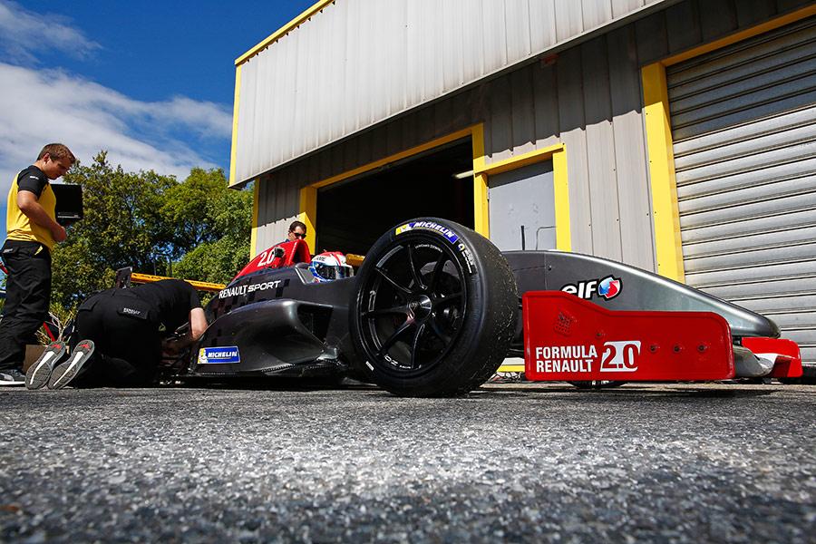 Michelin Formula Renault