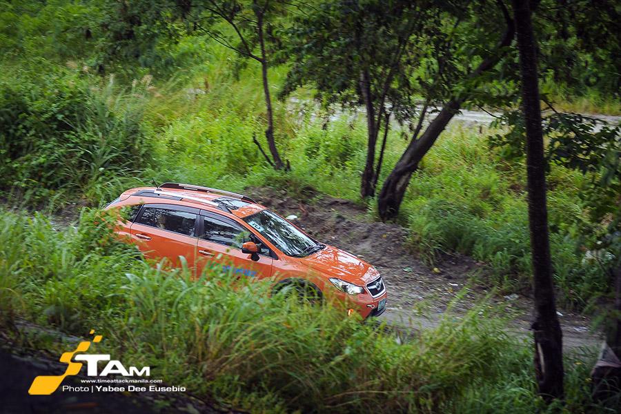 Subaru Eco Adventure
