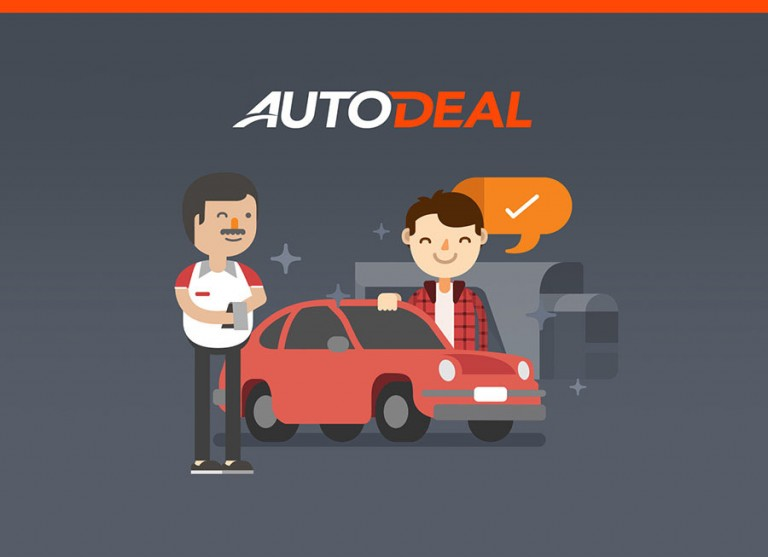 AutoDeal makes the online car buying experience better, safer