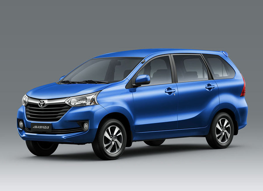 Toyota Ph gives the Avanza a timely update for 2015