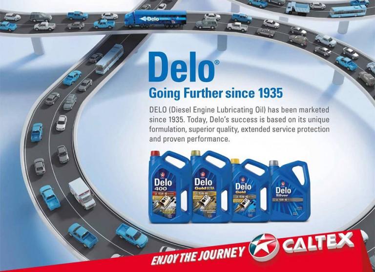 INFOGRAPHIC: Chevron illustrates Delo's 80 year engine oil history