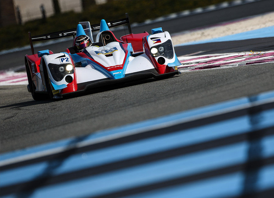 Eurasia to race the Philippine flag in Asian Le Mans Series