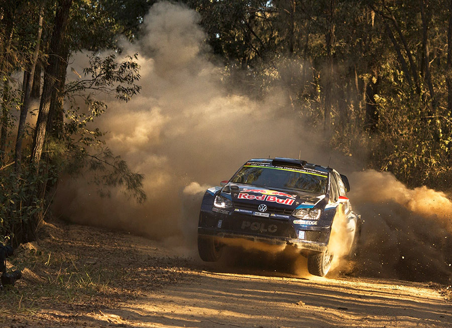 VW and Ogier claims WRC Manufacturers' and Drivers' title