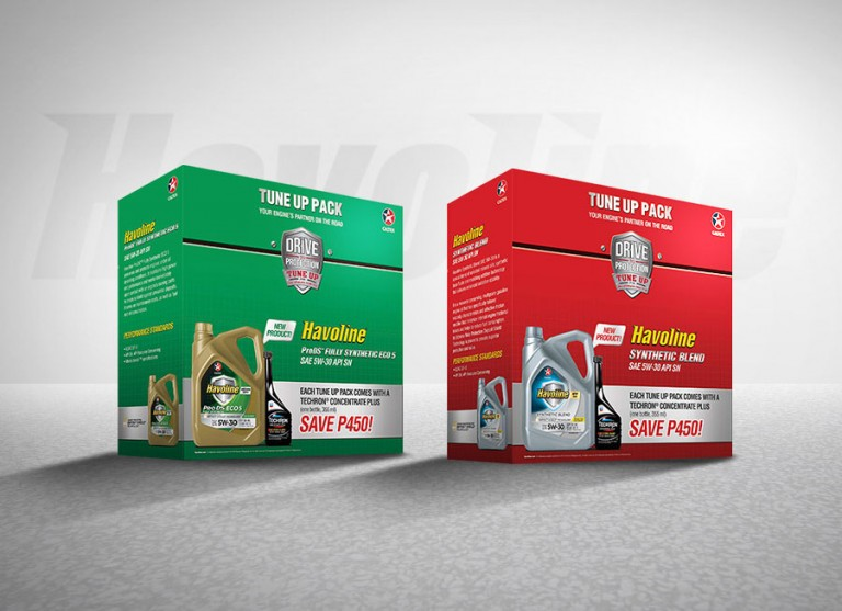 Caltex bundles Havoline and Techron technology in Tune Up Pack
