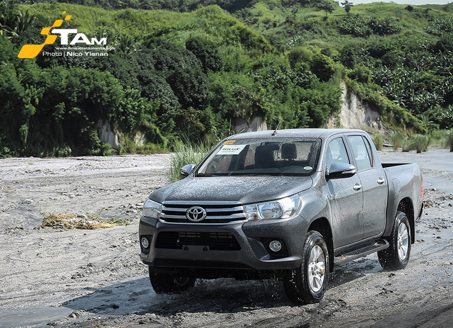 Testing just how good the all-new Toyota Hilux really is