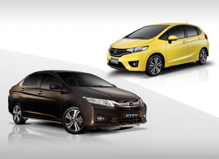 Honda Ph issues 'precautionary' recall for '14 City and '15 Jazz