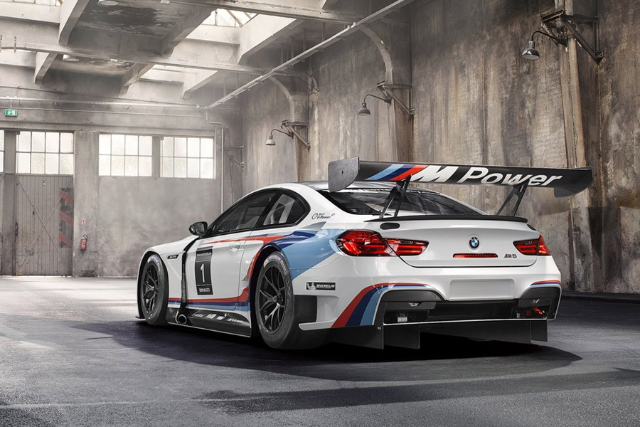 Step Aside Z3 The M6 Coupe Is Bmw S New Recruit For Gt3