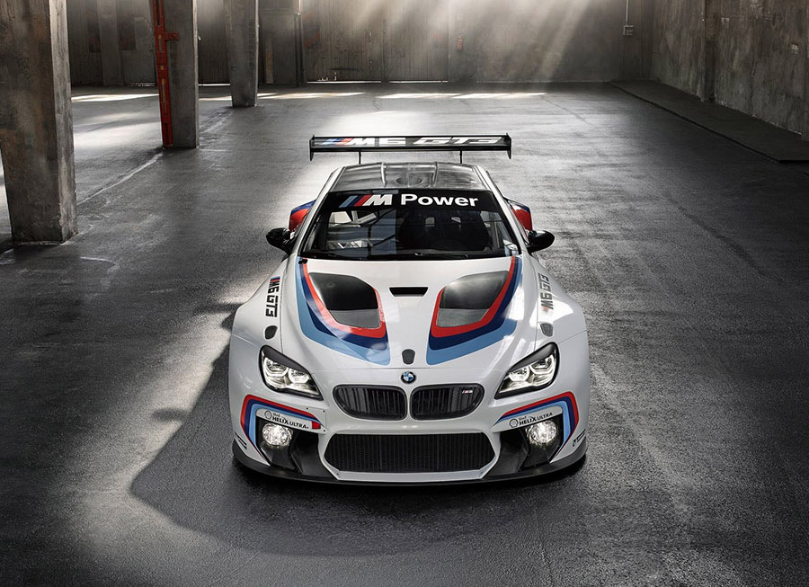 Step aside Z3, the M6 Coupe is BMW's new recruit for GT3