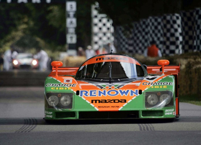 Mazda Goodwood Festival of Speed