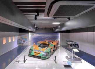 Tour Mazda's Museum through Google Street View