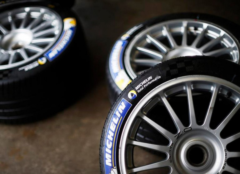 Michelin extends Formula E tire supply deal until '18 / '19