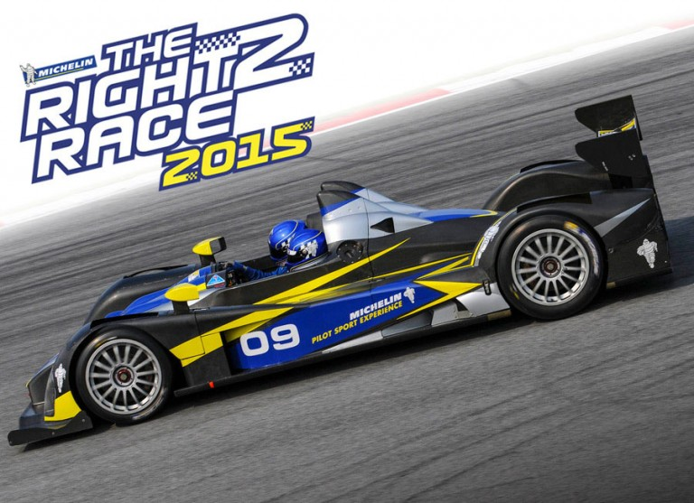 Win a Michelin Pilot Sport Experience drive with 'The Right 2 Race'