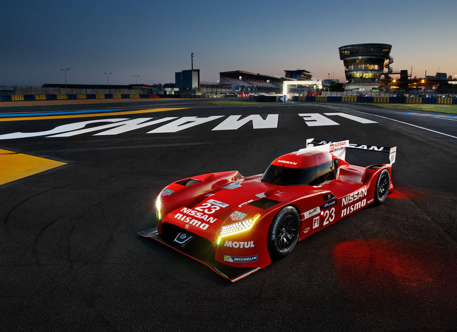 Why is '23' Nissan and NISMO's official racing number