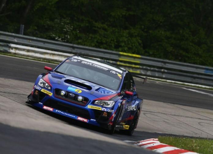 Subaru Nurburgring 24 Hours