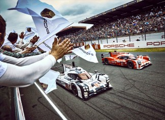 Porsche's emotional 17th win at Le Mans with the 919 Hybrid