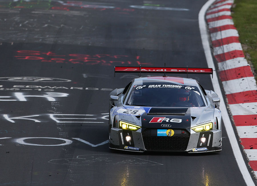 Audi's new R8 LMS wins Nürburgring 24 Hours