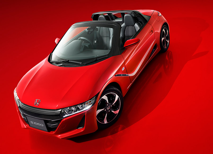 Honda's S660 roadster is proof that good things come in small packages