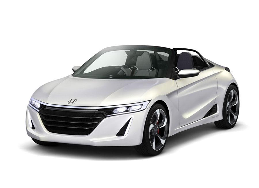 S660 Concept teases Honda Beat revival in 2013 Tokyo Motor Show