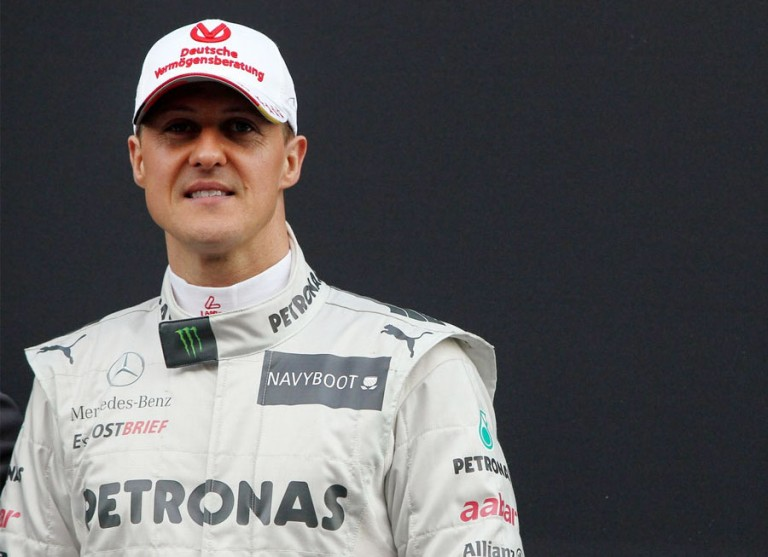 3 months on, Schumacher now showing 'moments of consciousness'