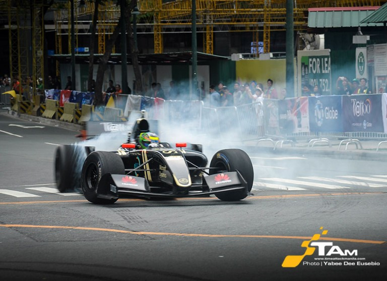Globe and Marlon Stockinger give us a taste of F1 in Slipstream 2.0