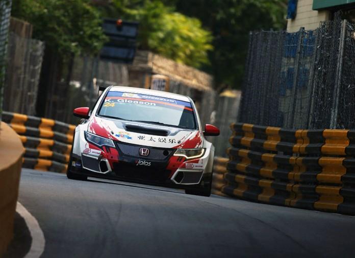 TCR Macau GP
