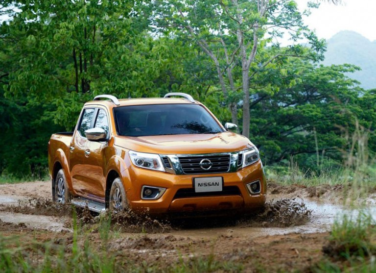 Nissan NP300 Navara wins 2015 Truck of the Year Philippines