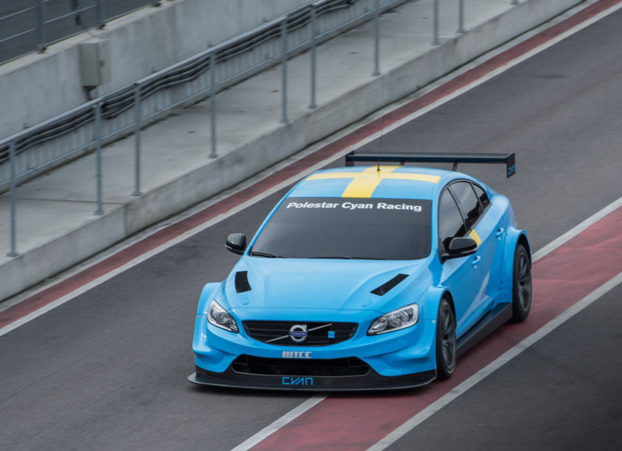 Volvo is returning to WTCC with a 400 HP S60 Polestar