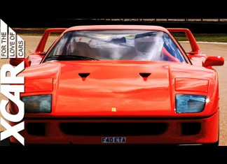 XCAR explains why the Ferrari F40 is THE supercar