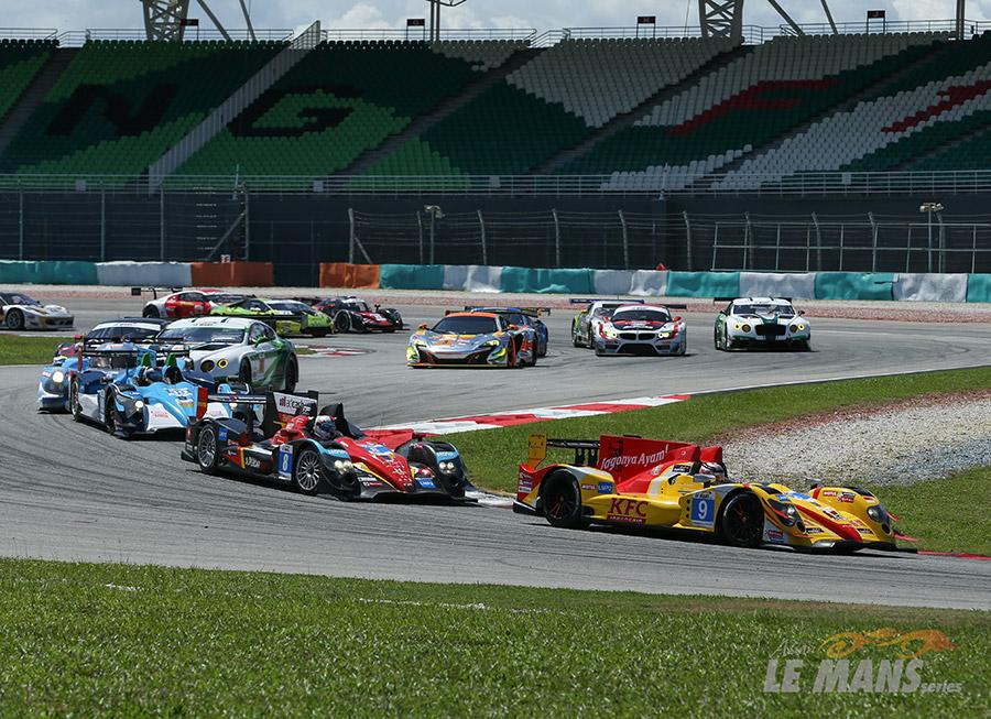 Eurasia enjoys winning streak in the 3 Hrs of Malaysia