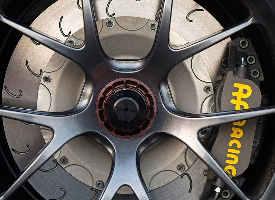 AP Racing is cracking down counterfeit calipers