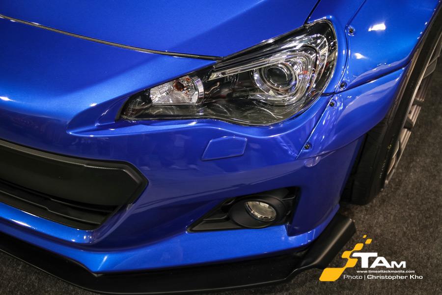 Rocket Bunny Subaru BRZ