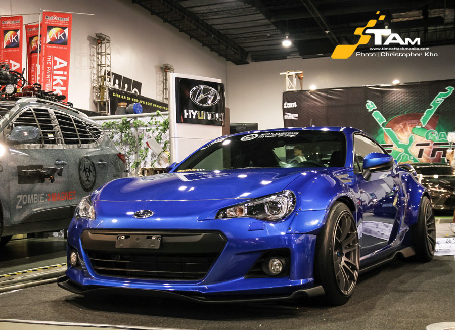 Rocket Bunny Kit For Subaru Brz Now Available From Atoy Customs