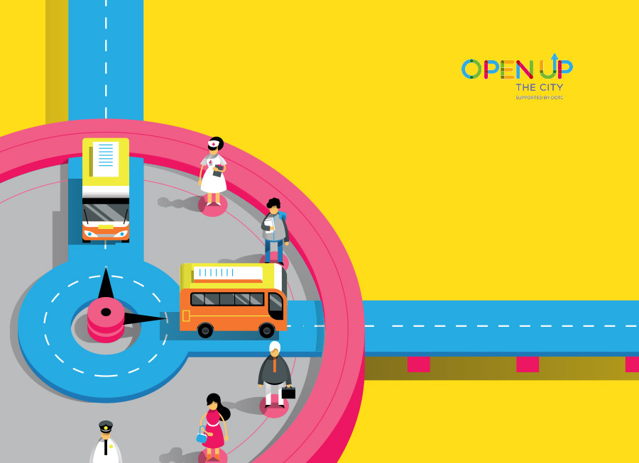 DOTC Open Up the City