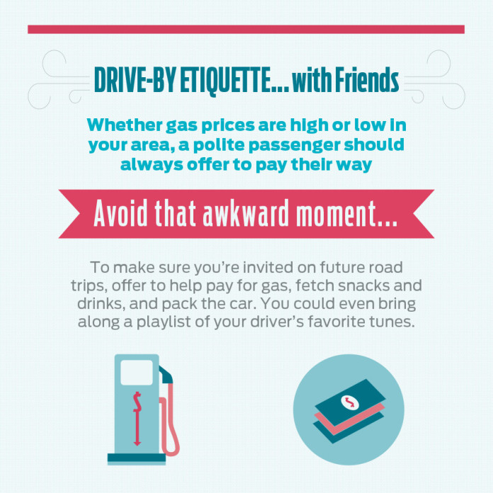 Ford Drive-By Etiquette