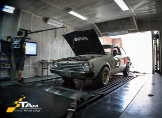 Staging Lanes Dyno