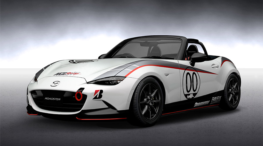 Mazda MX-5 Roadster NR-A Racing Spec