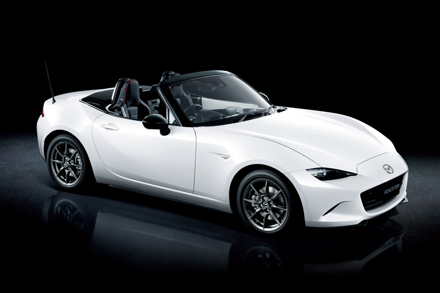 Mazda MX5 Roadter NRA