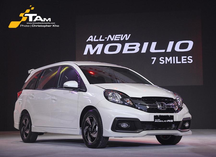 2015 Honda Mobilio Philippine Launch