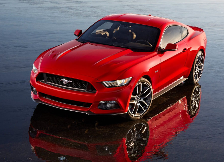 Ford's all-new Mustang is an American muscle with big shoes to fill