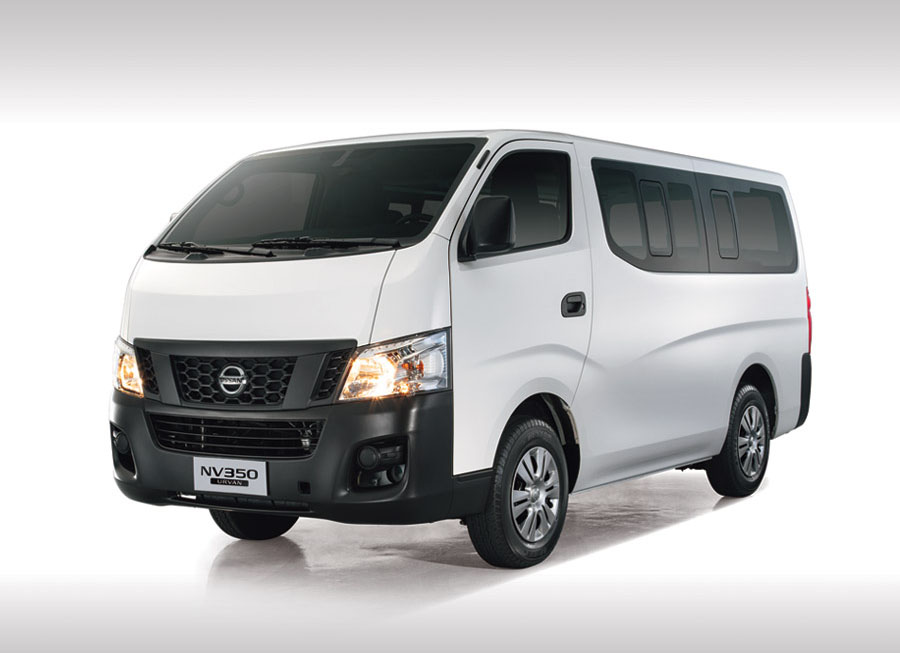 Nissan unveils bigger and more powerful all-new NV350 Urvan