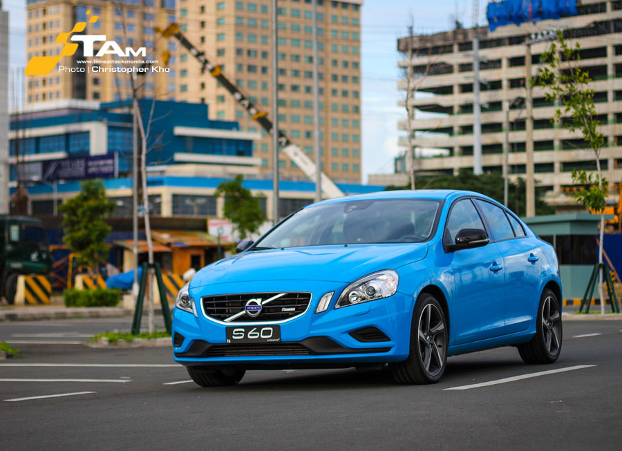 Volvo Ph builds limited-edition 329 HP 'S60 Polestar' for less