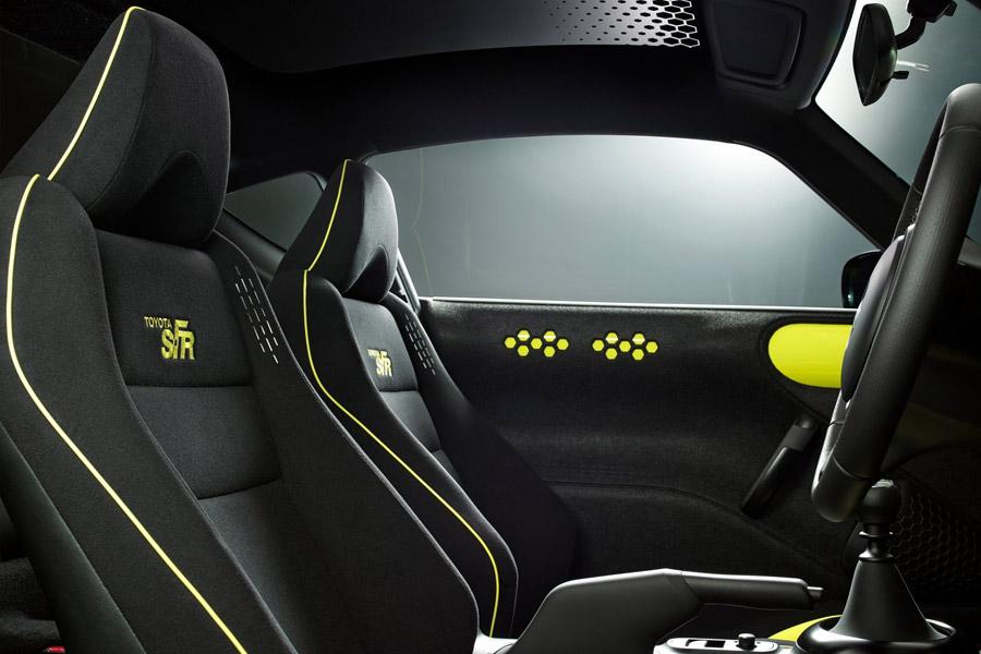 Toyota SFR Concept