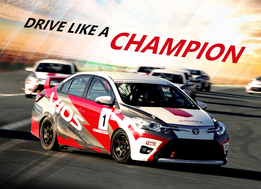 Toyota Racing School Is Now Looking For Future Race Car