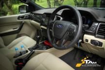 Ford Everest Thailand Drive