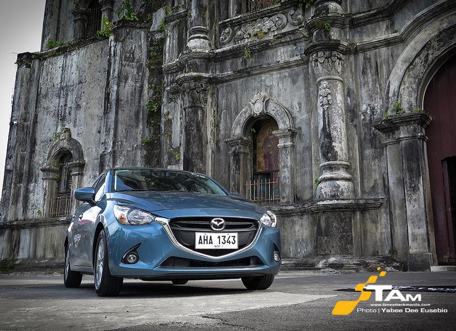 Mazda 2 Drive