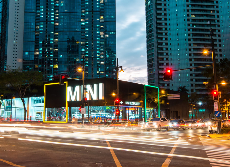 A closer look at MINI Philippines' new showroom in BGC